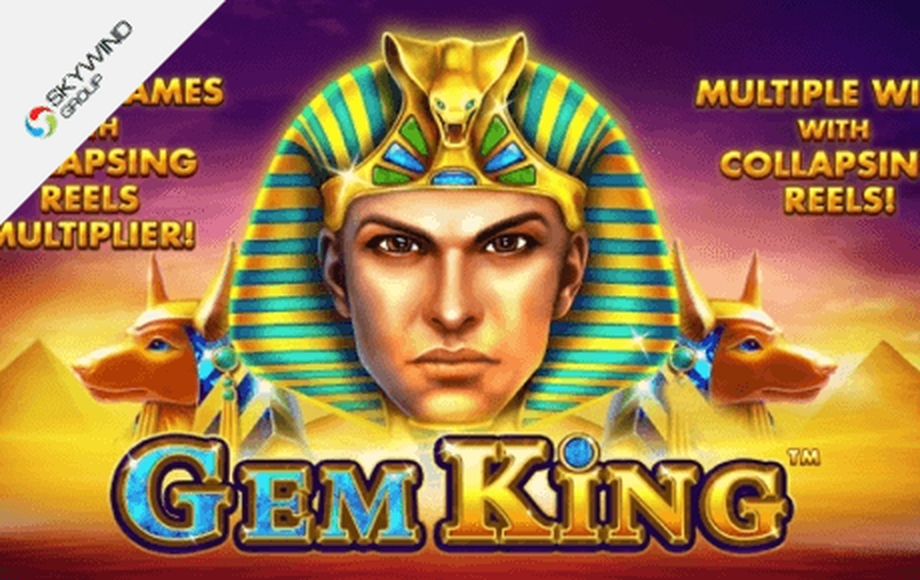 Win Money in Gem King Free Slot Game by Skywind
