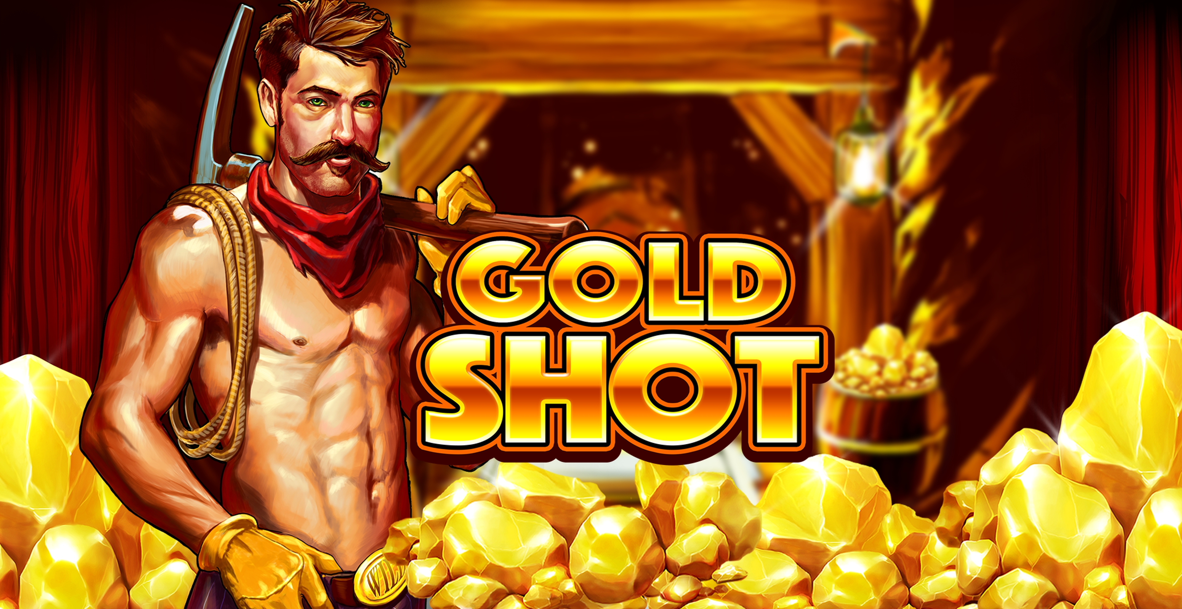 Win Money in Gold Shot Free Slot Game by Skywind
