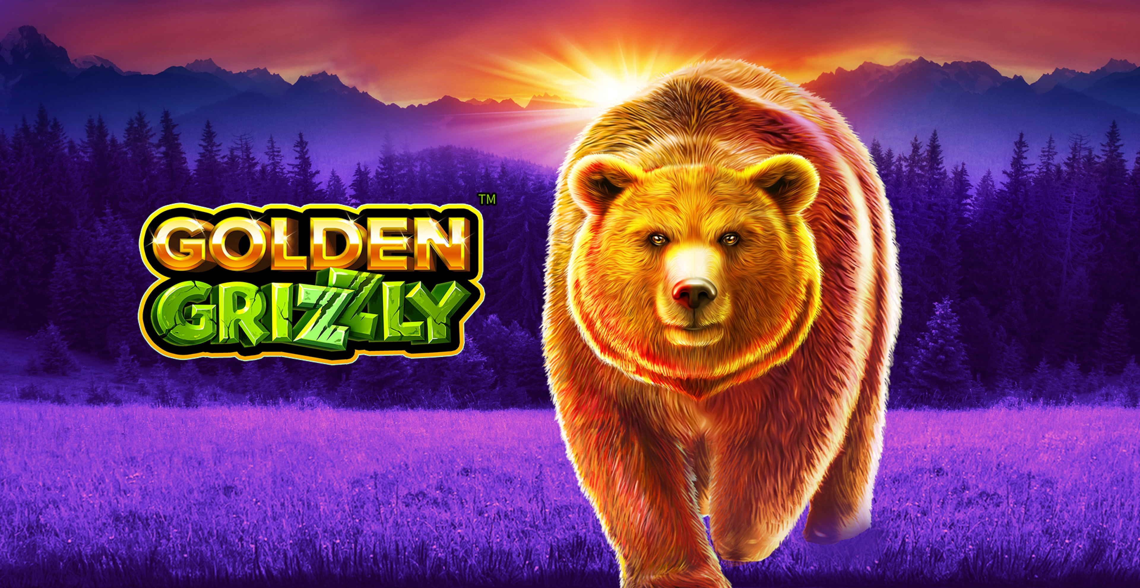 Win Money in Golden Grizzly Free Slot Game by Skywind