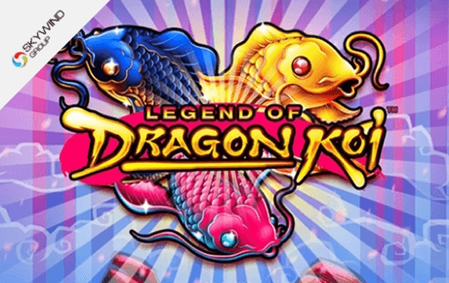 Win Money in Legend of Dragon Koi Free Slot Game by Skywind