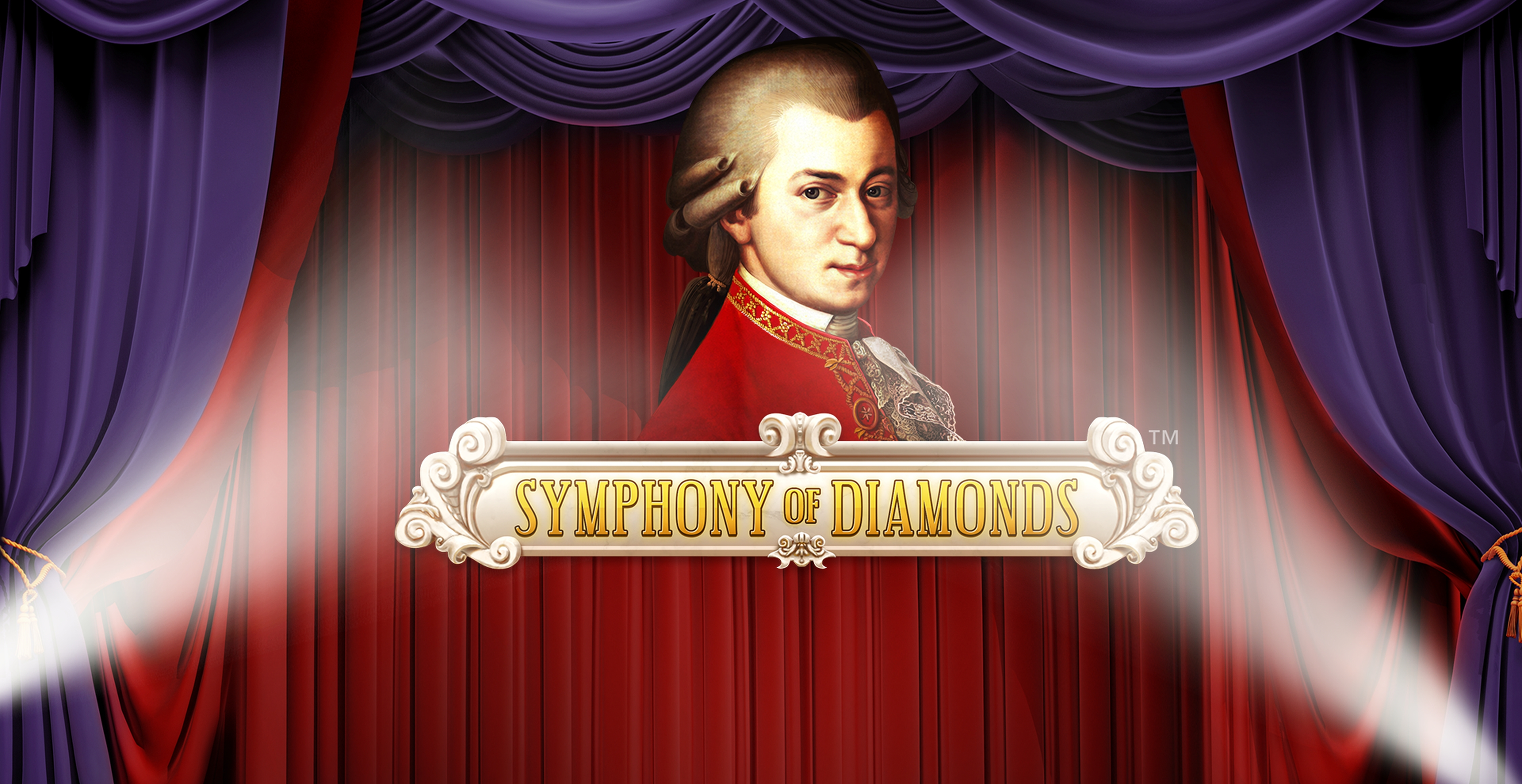 Win Money in Symphony of Diamonds Free Slot Game by Skywind