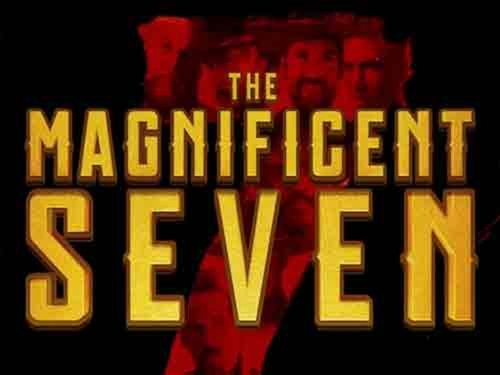 Win Money in The Magnificent Seven (Skywind Group) Free Slot Game by Skywind