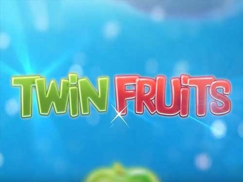 Win Money in Twin Fruits Free Slot Game by Skywind