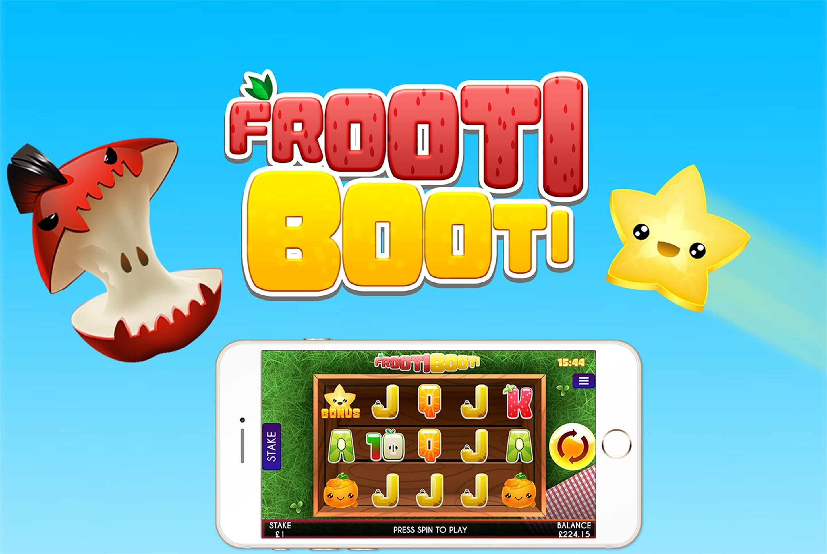 The Frooti Booti Online Slot Demo Game by Slingo