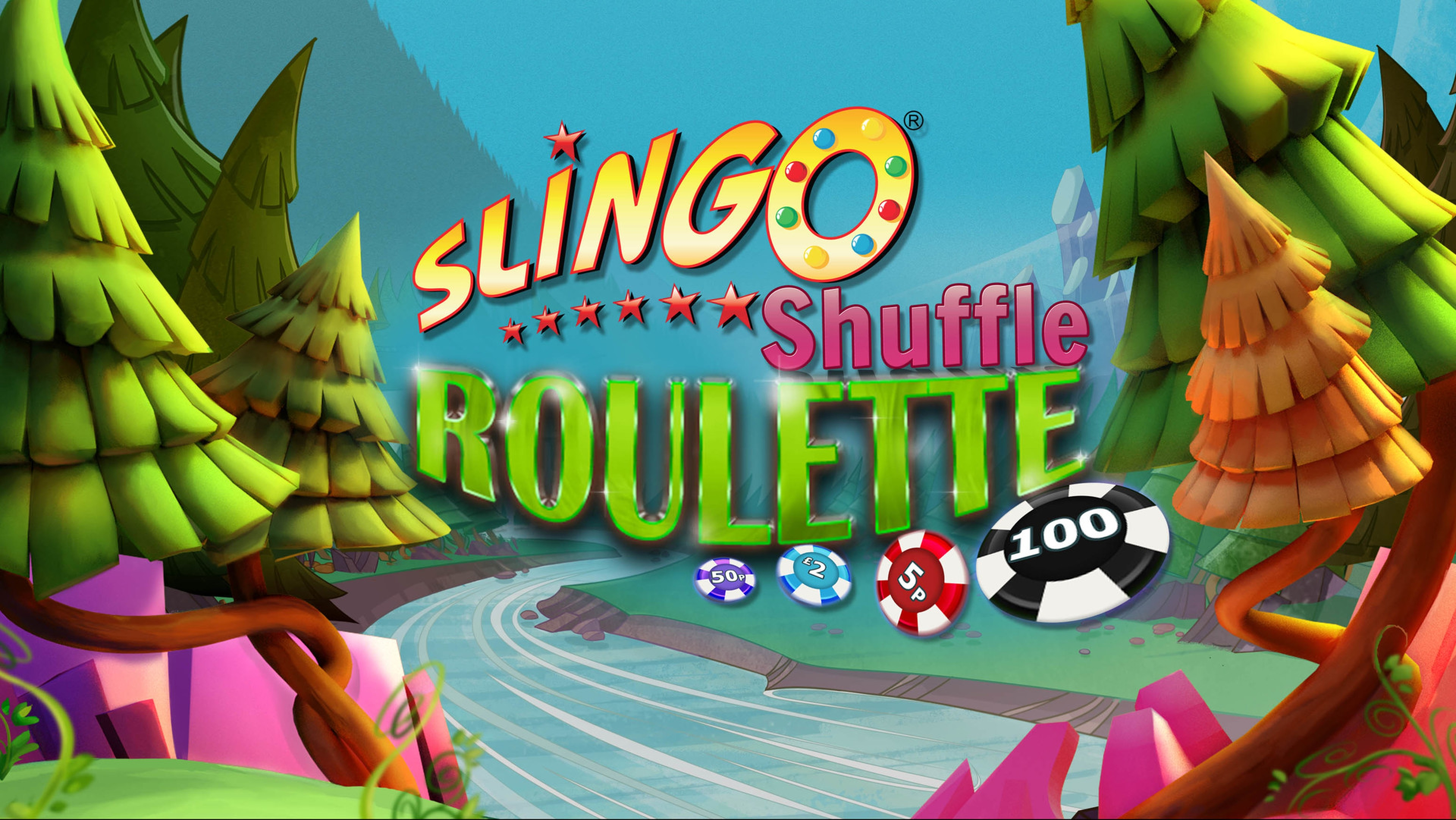 The Slingo Shuffle Roulette Online Slot Demo Game by Slingo