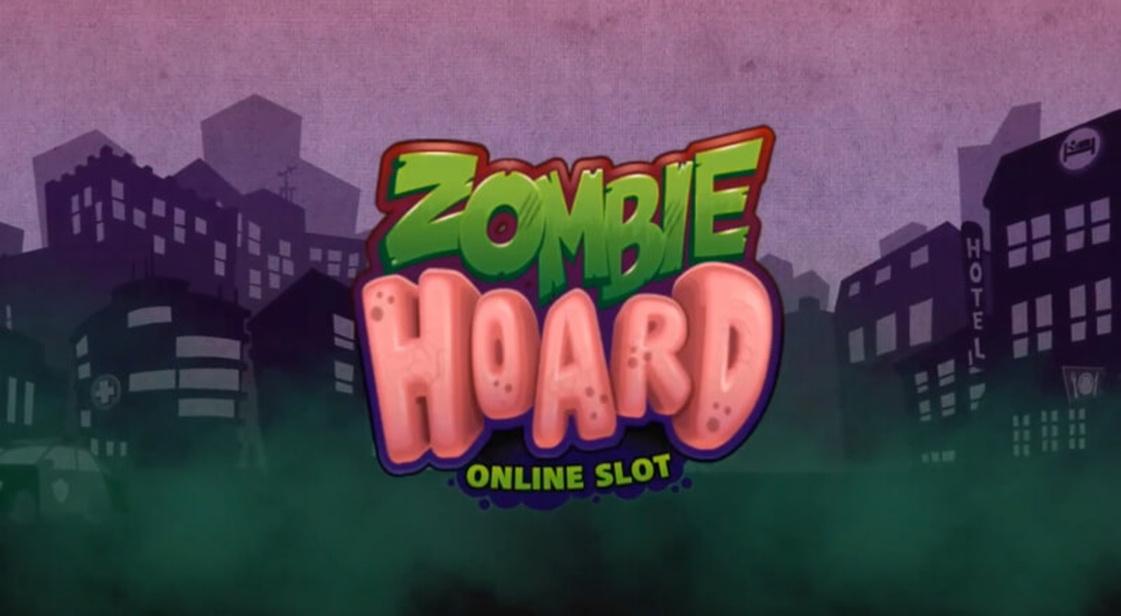The Zombie Hoard Online Slot Demo Game by Slingshot Studios