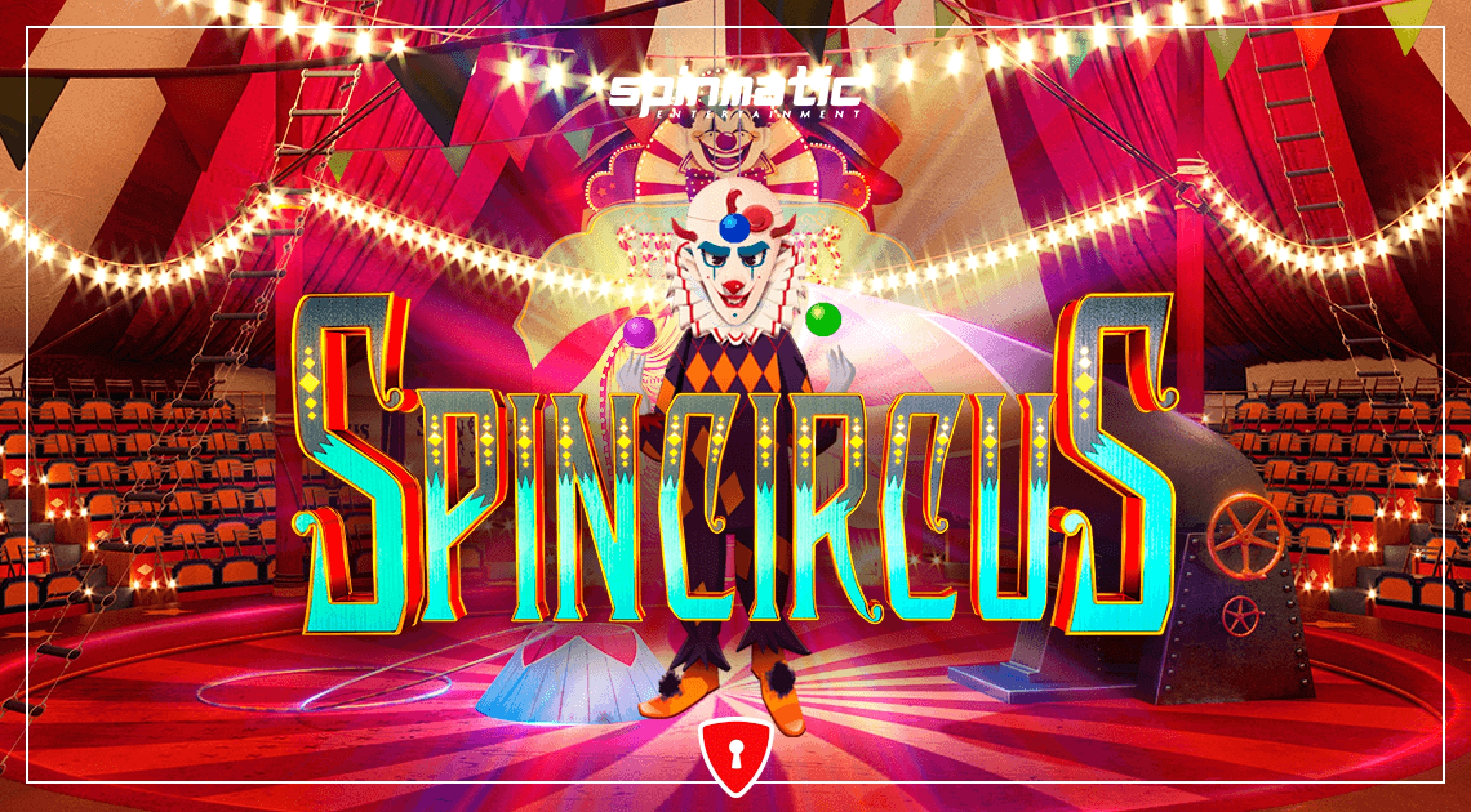 The Spincircus Online Slot Demo Game by Spinmatic