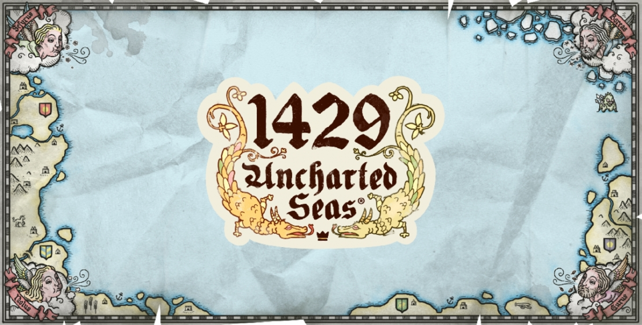 The 1429 Uncharted Seas Online Slot Demo Game by Thunderkick