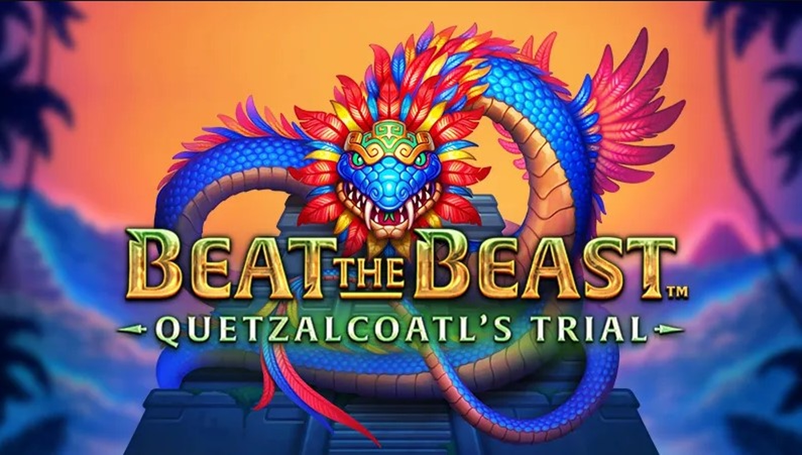The Beat the Beast Quetzalcoatls Trial Online Slot Demo Game by Thunderkick