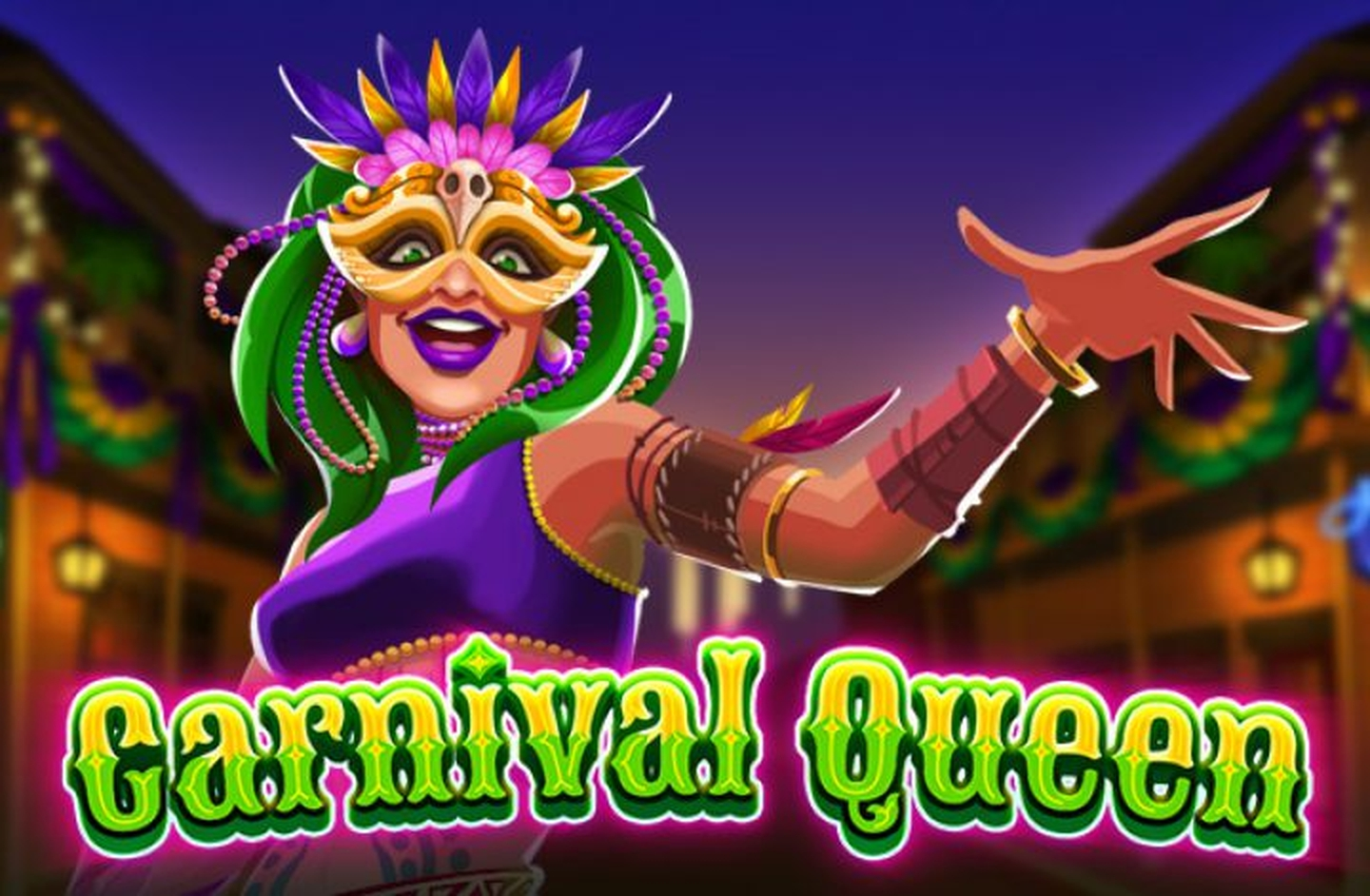The Carnival Queen Online Slot Demo Game by Thunderkick
