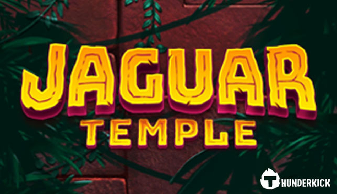 The Jaguar Temple Online Slot Demo Game by Thunderkick