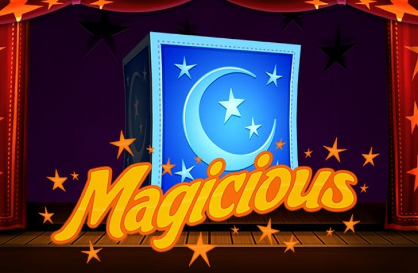 The Magicious Online Slot Demo Game by Thunderkick