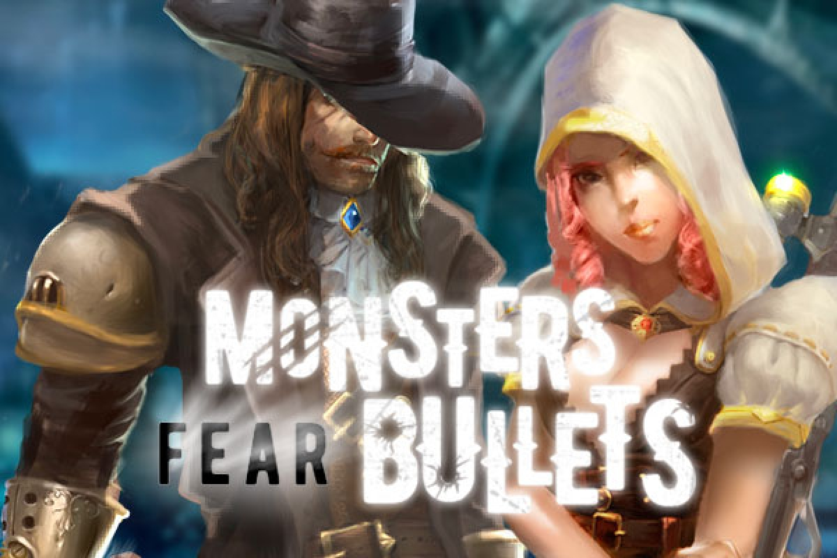 The Monsters Fear Bullets Online Slot Demo Game by Triple Cherry