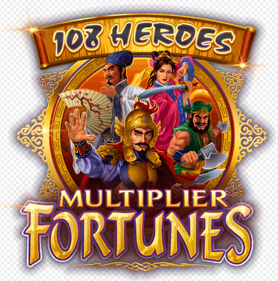 The 108 Heroes Multiplier Fortunes Online Slot Demo Game by Triple Edge Studios