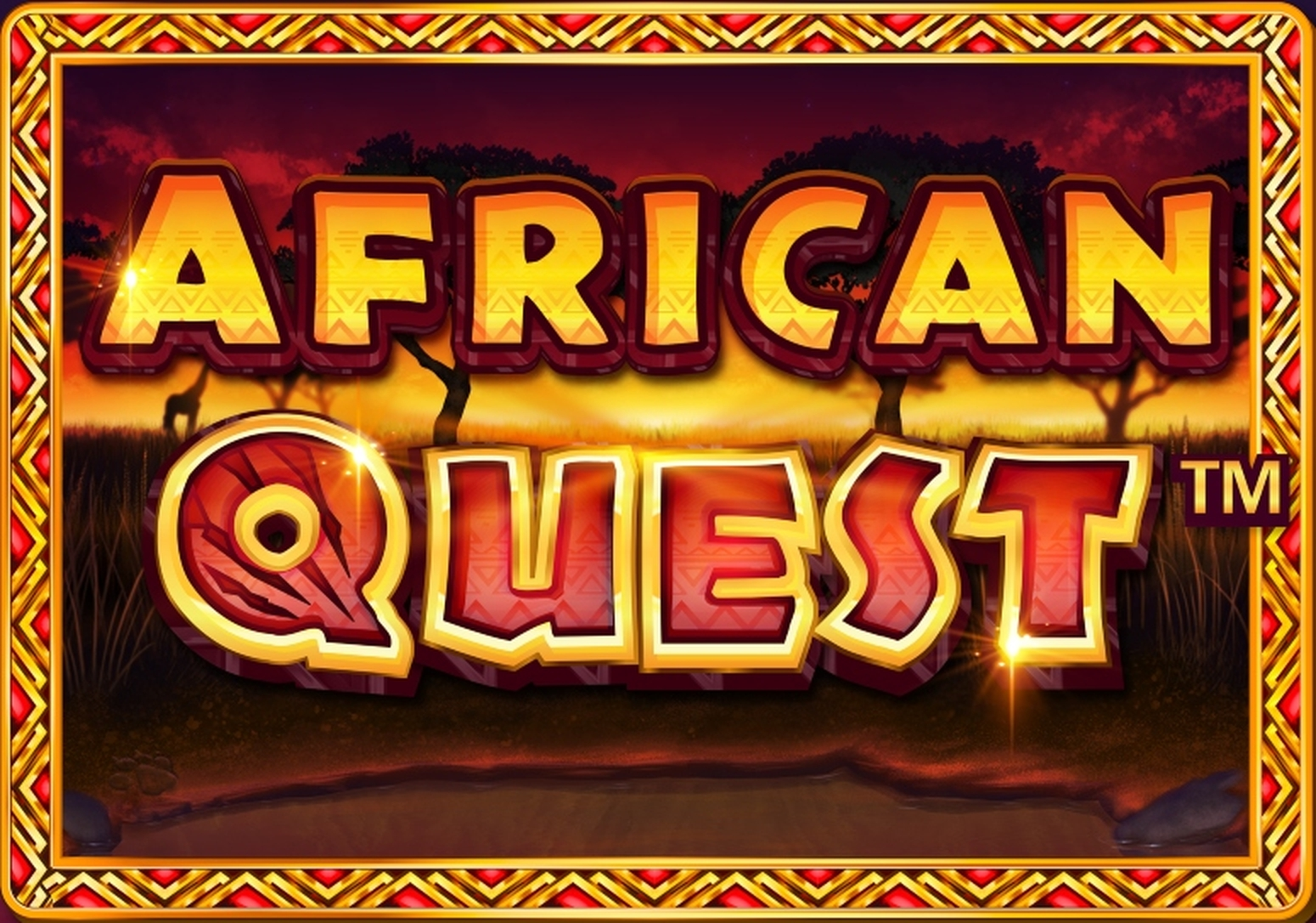 The African Quest Online Slot Demo Game by Triple Edge Studios