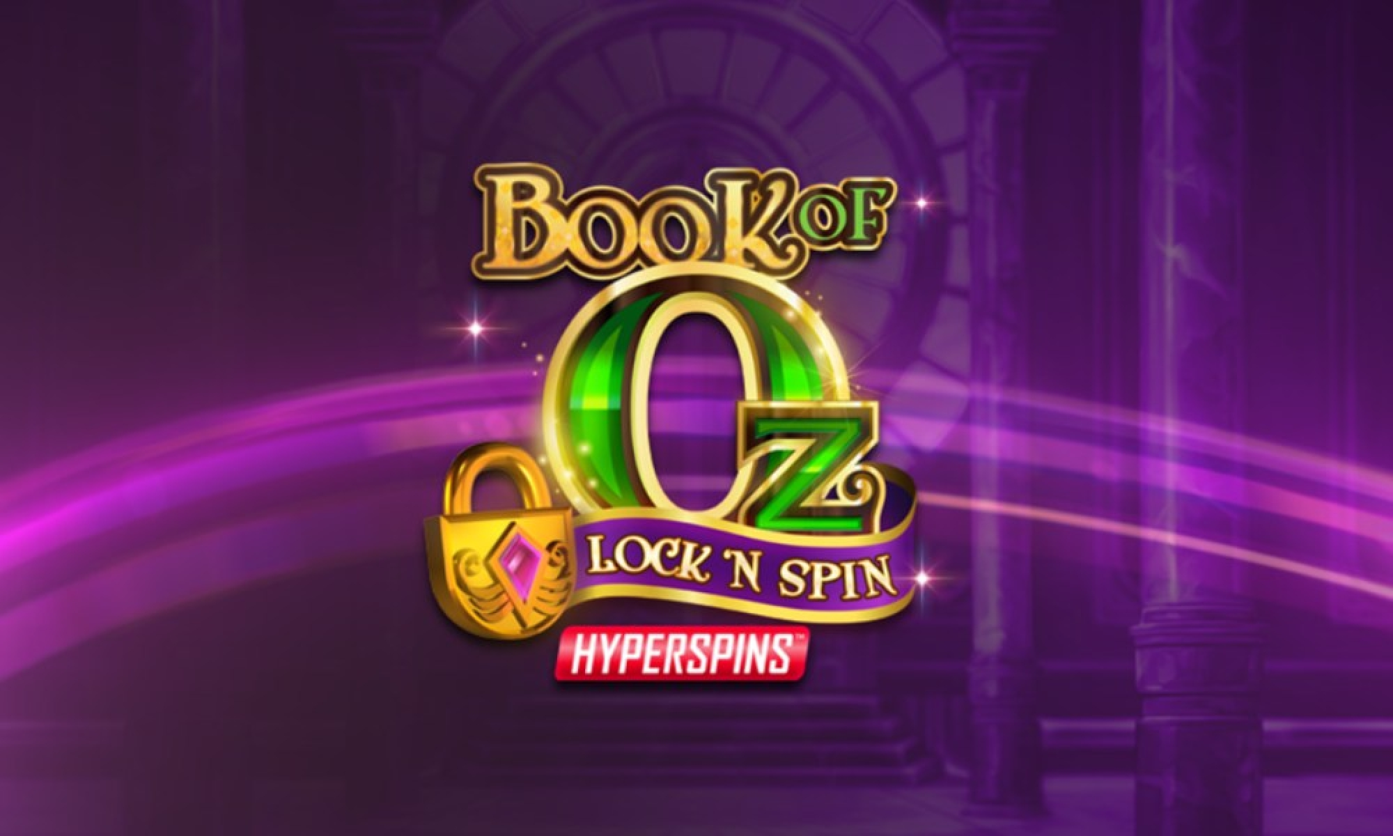 The Book of Oz Lock 'N Spin Online Slot Demo Game by Triple Edge Studios