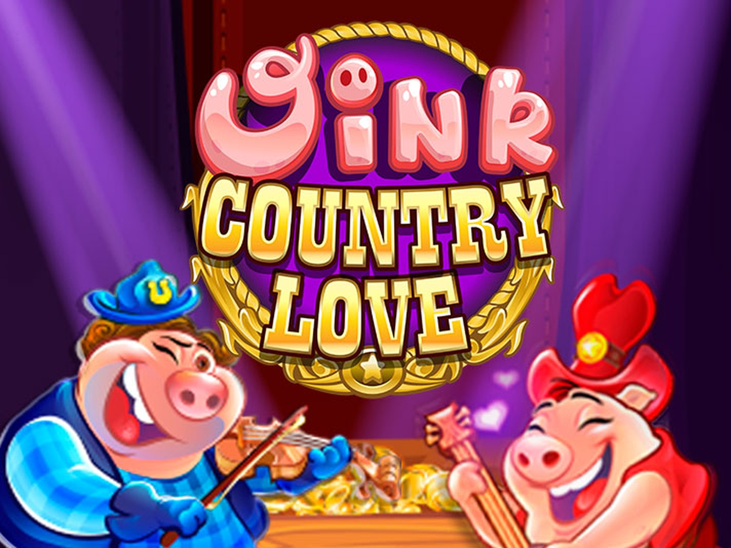 Play Oink: Country Love Free Casino Slot Game by Triple Edge Studios