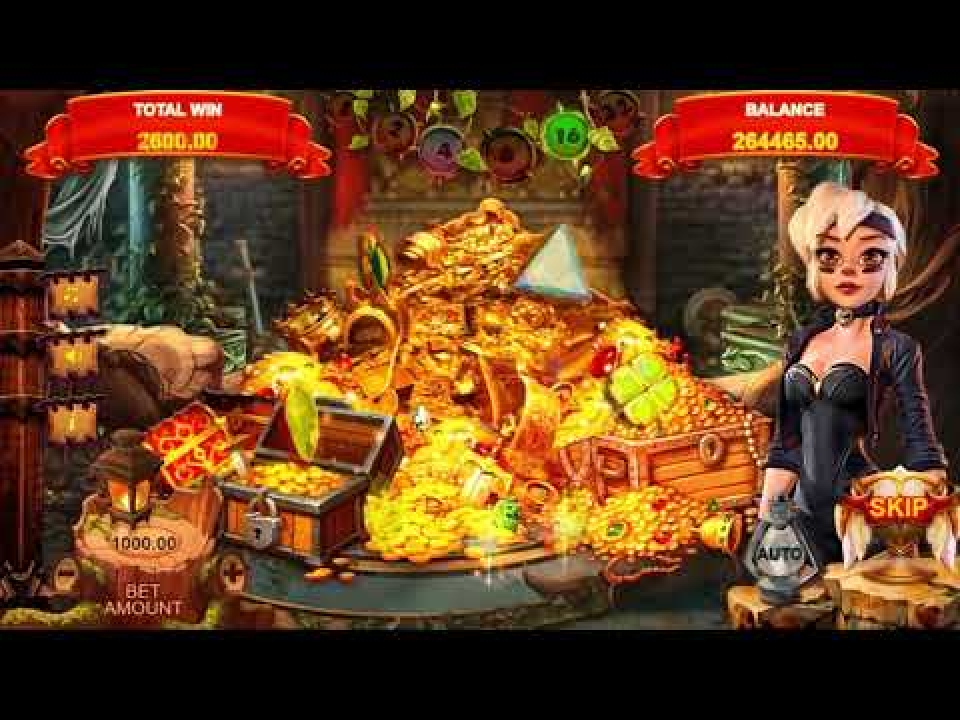 The Lucky Gems (Triple Profits Games) Online Slot Demo Game by Triple Profits Games