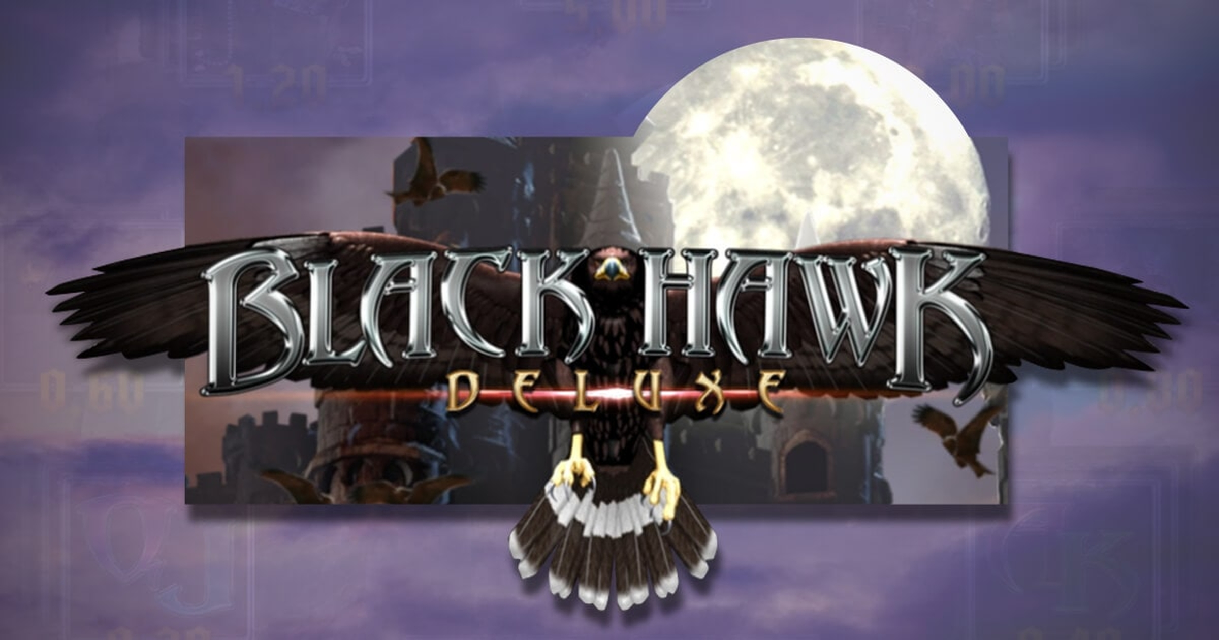 The Black Hawk Deluxe Online Slot Demo Game by Wazdan