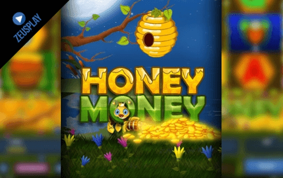 The Honey Money (Zeus Play) Online Slot Demo Game by ZEUS PLAY