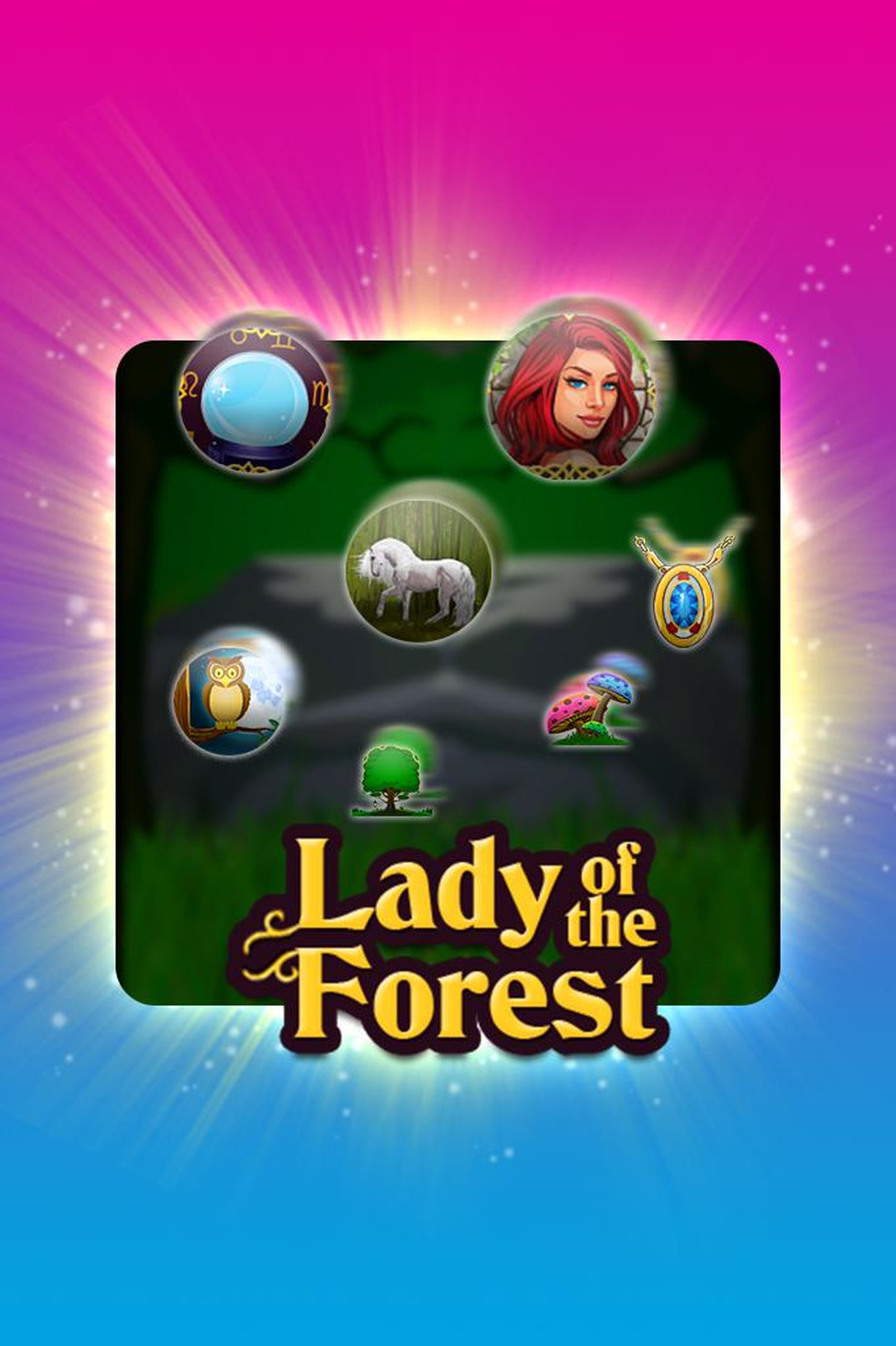 The Lady of the Forest Online Slot Demo Game by ZEUS PLAY